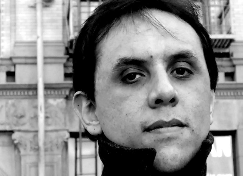 Entrevista a Alberto Chimal